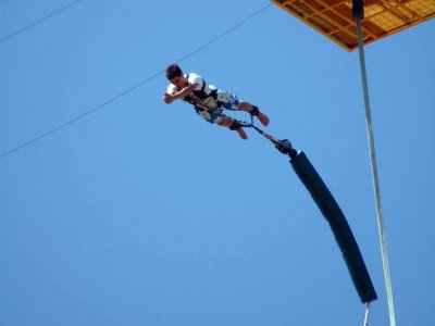 Salto Bungee Jumping en Lloret de Mar con vídeo