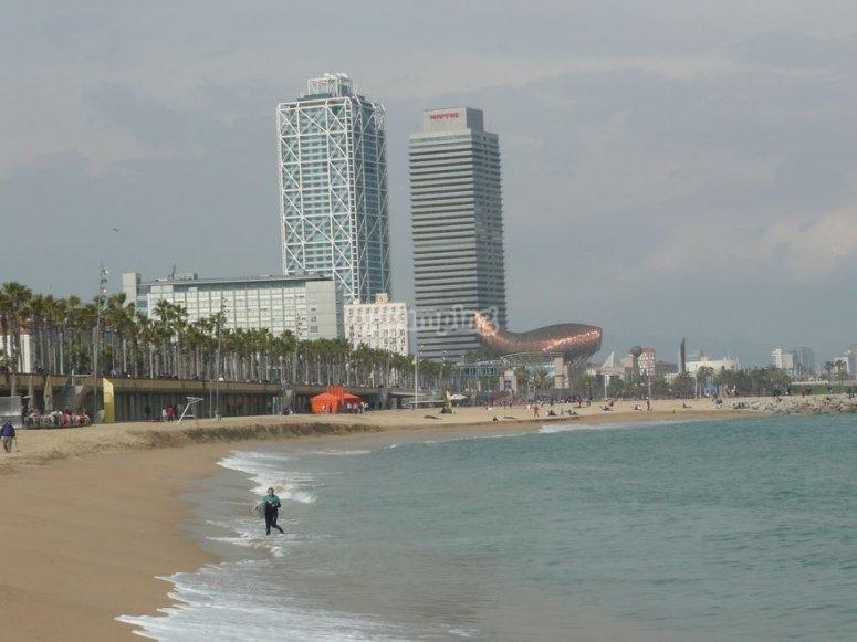 Port Olimpic de Barcelona