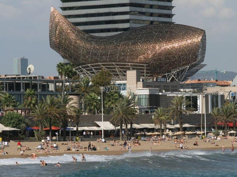 Puerto Olimpico de Barcelona