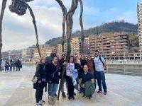 Equipo de escape room en Bilbao