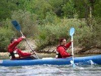Kayak biplaza