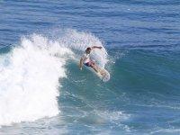 El monitor de surf
