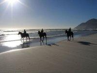 Rutas por la playa