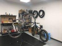 Il corso impara a riparare la bicicletta a Barcellona