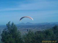 Volando en Montellano
