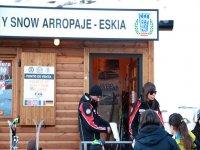 Centro ski Snow Arropaje