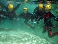 subacua barranquismo