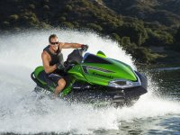 Water bike in Marbella