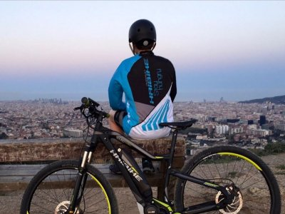 Collserola Tour Electrical Mountain Bike