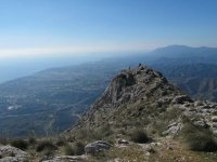 hiking marbella