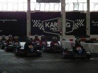 Karting cubierto en Córdoba 2 sesiones