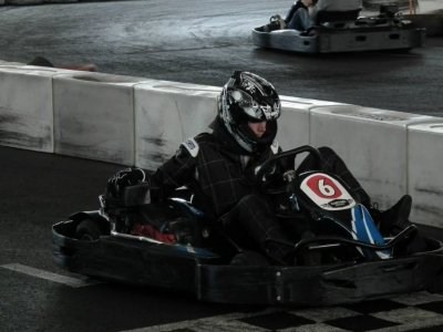Grand Prix di kart indoor a Córdoba
