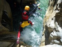 Expandetumundo峡谷探险课程