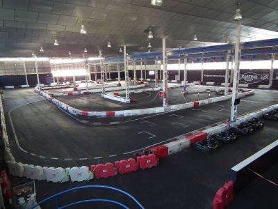 Super Grand Prix di karting coperto a Cordova