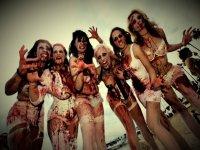 Zombies en la playa