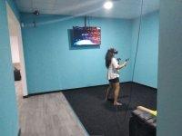 虚拟房间中的游戏
