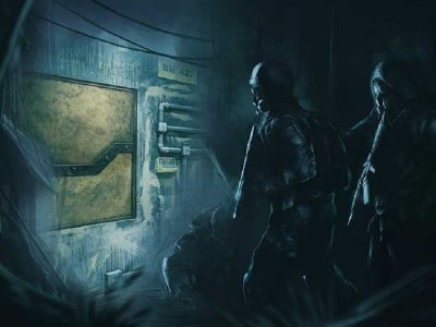 Escape Room Valencia - Future Dystopian Year 2076