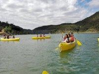 Jornada de kayaks