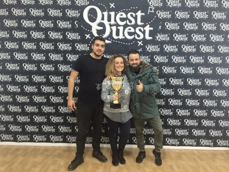 Escape room superado
