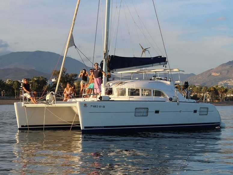 Charter en Marbella