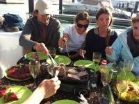 通过调整帆船上的福门特拉海滩-999良好的食物