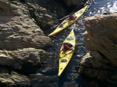 Kayaking Costa Brava Piragüismo