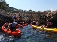 Kayak Experience