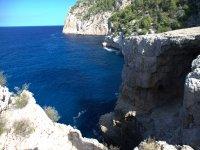 Cala d'Albarca en Ibiza