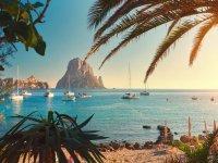 Travesia en barco hasta Ibiza