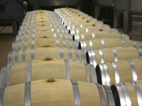 储存葡萄酒的谷仓