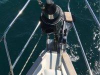 Detalle de la embarcacion
