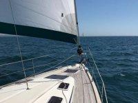 Navegando en alta mar