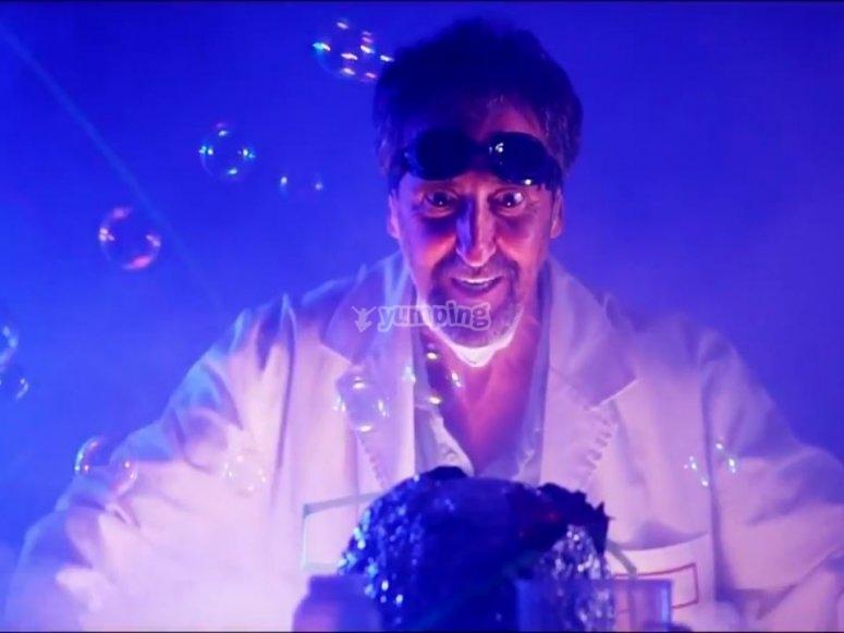 El doctor Morgan