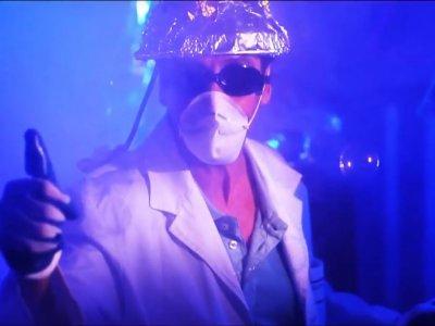 Dr. Morgan´s Escape Room VR Glasses