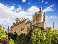城堡在塞戈维亚 -