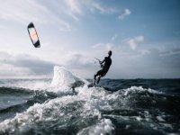 Curso de kite surf en la costa valenciana