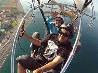 Paramotor flight for everyone