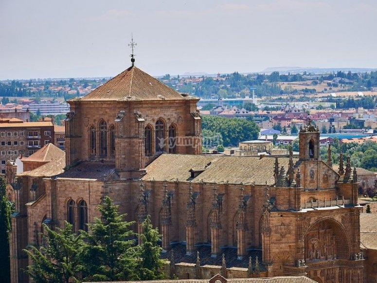 Architettura di Salamanca