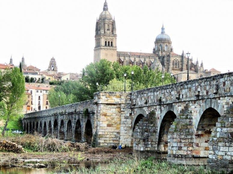 Ponte romano di Salamanca