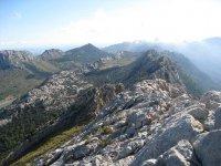 Las cimas mas altas de Mallorca