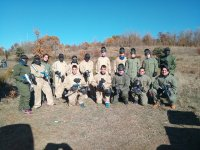 Paintball en Carbajal de la Legua