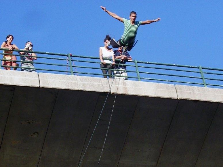 Salto en Arbo