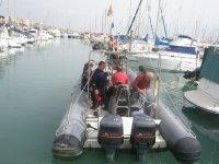 Bautismo de buceo en mar. Iniciación + Diploma