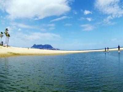 划桨冲浪租赁海峡自然公园