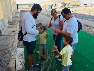 Strada dei frutti di mare con degustazione a Torrevieja