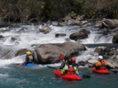 Rafting River Guru Kayaks