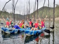 Pack Kayak & Paintball for bachelor parties 4 h
