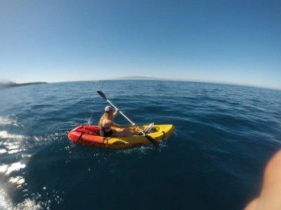 Alquiler de kayak en Tenerife durante 2 horas