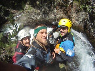 Rafting River Guru Barranquismo