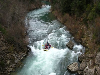 Rafting River Guru Rafting